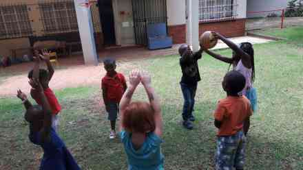 Mid-Line Development in Nursery School Children - Bramley Nursery School, Johannesburg