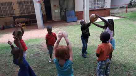 Mid-Line Development in Nursery School Children - Bramley Nursery School, Johannesburg
