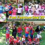 Fun Fashion Day 2016 - Bramley Nursery School