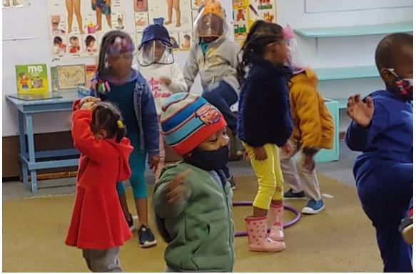 Bramley Nursery School - Open During Covid Lockdown