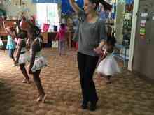 Ballet Class of 2015
